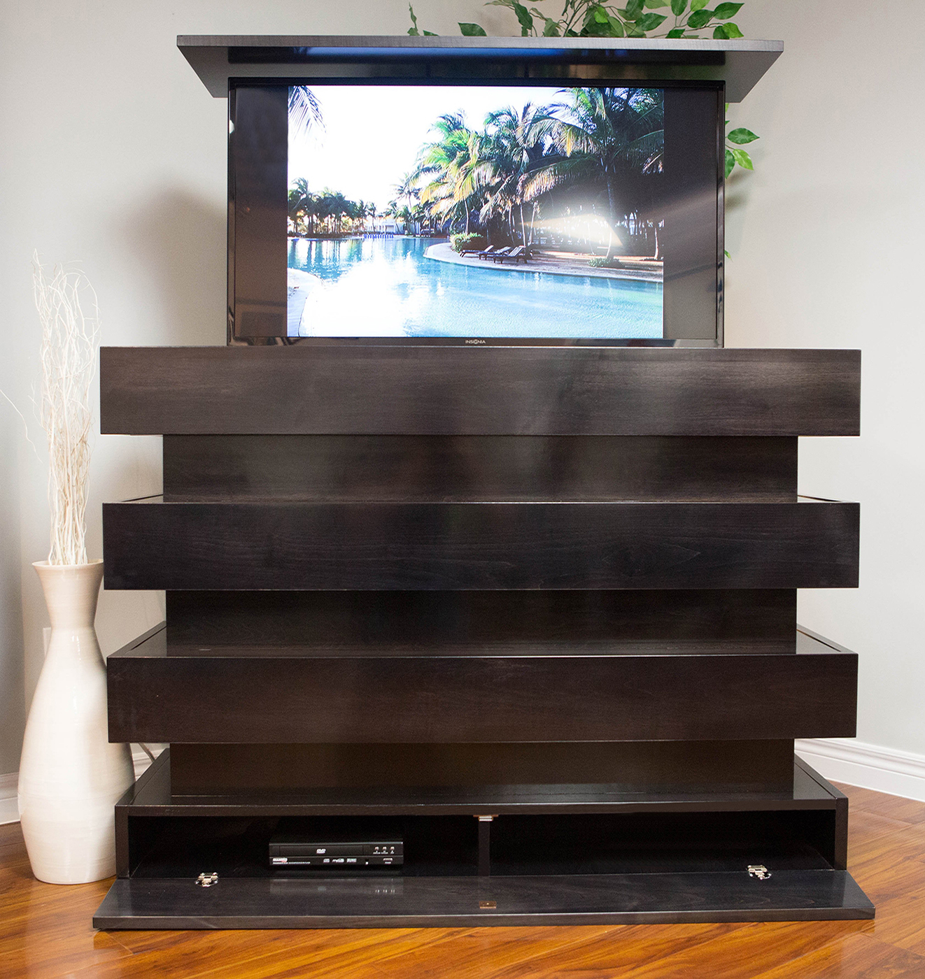 TV Lift Cabinet-TV stand